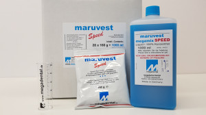 maruvest SPEED 28x 160 g inkl. 1.000 ml Liquid (100 %)
