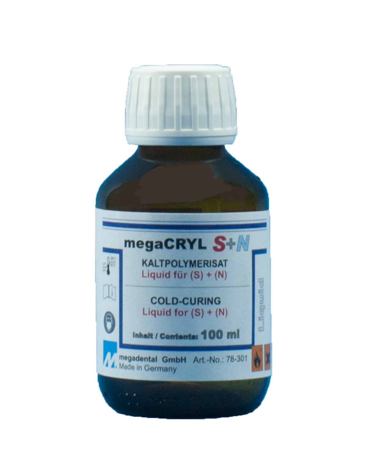 mega CRYL S + N (Liquid) 100 ml